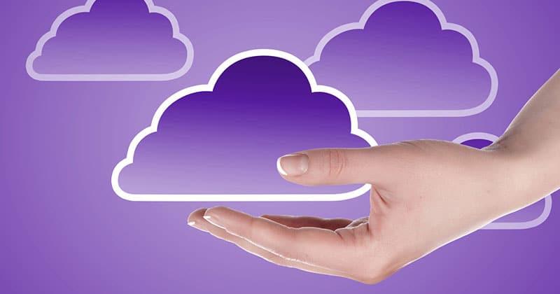Cloud computing technology.